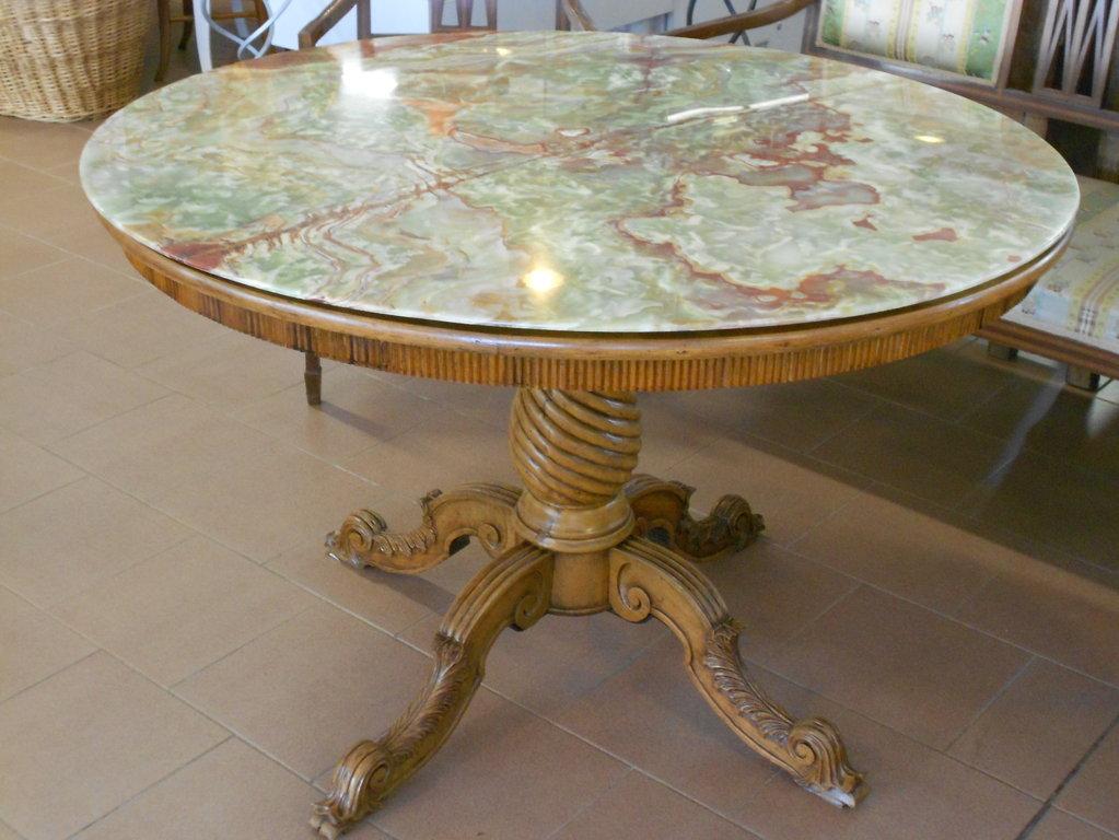 Tavolo di marmo usato idee di design per la casa for Siti di design per la casa